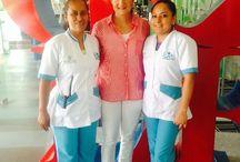 Visita de Lorena Ochoa a Grand Coral Riviera Maya Mayo 2014