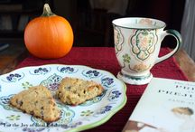 Paleo Scones and Biscotti / Not all of the recipes here are strictly paleo, but they can be altered. / by Candace Jedrowicz