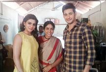 Mahesh Brahmotsavam working stills / Prince Mahesh Babu Upcoming Movie Brahmotsavam working stills