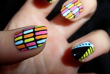 Nails Arts / Awesome Designs / by Elsie Vidal