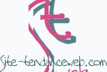 Site-tendanceweb / Auto-entreprise dans la création de sites web (sur mesure ou formules packs), gestions et conseils sur les administrations de sites, formations aux nouvelles technologies et un service de dépannages informatiques. * Astuces et articles web à découvrir.