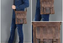 LECONI ♥ Herrentaschen + Männertaschen / Der modische Begleiter für stilsichere Männer, egal ob auf Arbeit oder in der Freizeit
