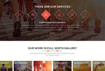 WEBDESIGN / Beautiful websites.