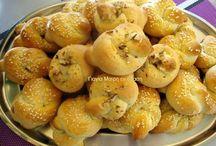 μπισκότα τσουρέκια