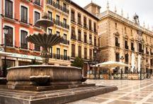 Viajes a Granada y turismo en Granada