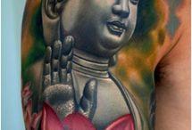Buddha Zen Tattoos