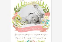 Baby Sorbello Shower Ideas / by Priscilla Sorbello