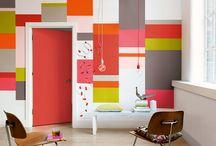 Tendencia Un Trueque Amistoso - Colour Futures 15 / Los tonos rosados y rojos agregan suavidad cuando se usan junto con el lima y el naranja, pero pueden crear una riqueza adicional en ocre, marrón intenso y gris cálido.