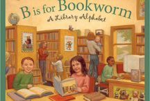 Library Week & Library Month / BUPL owns these books about books, libraries, and reading!