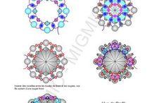 wzory na biżuterię