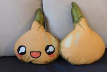 vegetable pillow