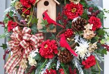 Wreaths / Wreaths I plan to make for myself and also for the business to sale