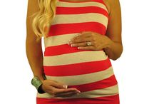 Patriotic / Maternity Clothing to wear for Memorial Day and the 4th of July!  / by Mommylicious Maternity