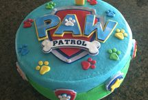 Paw patrol 5th birthday Dimitris