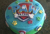 Paw patrol 5th birthday Dimitris