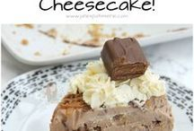 Cheesecake collaborations