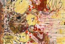 Magda Polakow art / by Magda Polakow