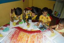 Pre nursery school ghaziabad / Small Wonderz Play School is committed to provide high-quality preschool education with daycare amenities and service in a warm, nurturing environment which positions it among the forerunners in preschool education in Delhi and Ghaziabad also making it a crèche in indirapuram. Thus we claim to be the best day care school in indirapuram.