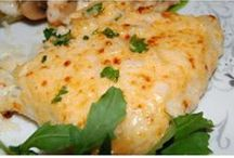 Salmon and Halibut Recipes / by Linda Hoye