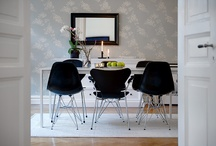dining spaces / by Marja