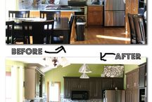 Kitchen Makeover / by Jentry Craig