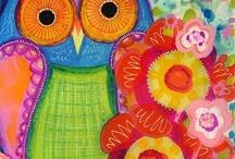 Owls / by Sharon Scherbinski