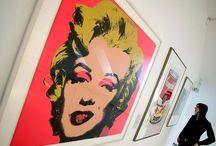 AMERICAN POP ART / AMERICAN POP ART  Meisterwerke massenhaft von Robert Rauschenberg bis Andy Warhol aus der Sammlung Beck 24. Januar bis 16. Mai 2016