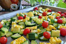 freezing/canning vegetables