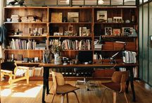 Home - Office / by Victoria