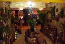 Fibra de Coco - Itaflores 2006 / #FibradeCoco #CocoVerde #CocoVerdeReciclado #Paisagismo #Jardinagem #JardimVertical #Decoração #ProjetoCocoVerde #Reciclagem #Sustentabilidade