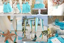 Turquoise themed wedding / All about Turquoise