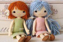 Dolls / different dolls