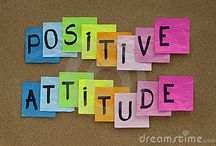 My thoughts...positive thinking...