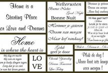 Digitexts / clear stamps text