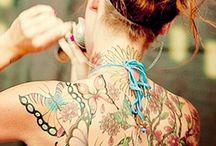 Awesome tattoo ideas / by Miranda Dawn