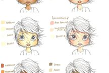 Colour tips