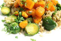 Grønnsaker og vegetar