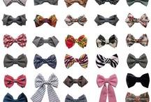 •bows & ties• / by {shanda}