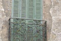 franse luiken/shutters