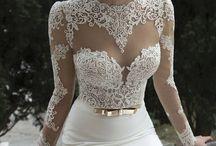 robe de mariage / coup de coeur robe de mariée