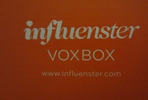 influenster sugar n spice voxbox  / My Influenster Sugar n Spice voxbox 2013. <3