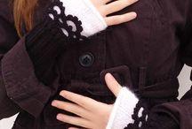 crochet / knit acessories