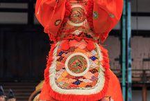 Japanese Theatre & Costumes