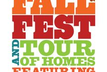 Fall Fest and Tour of Homes 2015! / Cinnamon Shore's Fall Fest and Tour of Homes will take place on October 17, 2015. Five of Cinnamon Shore's luxury beach homes will be open, including the 2015 Coastal Living Showhouse. Tour of Homes runs from 10am to 5pm, and will be followed by live music featuring Radney Foster and Mark McKinney. Festival activities will include pumpkin decorating, face painting, food vendors and a beer garden!