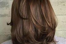 med cut hairs