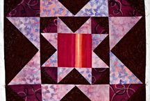 Star Quilt Block of the Month Tutorial / by Curlicue Creations