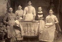 Women, Blouses, 1890-1915