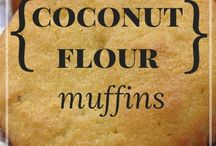 Recipes - Coconut Flour
