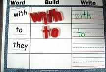 Language Arts / by Kindergarten Kiddos