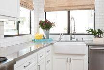 Kitchen Cabinets - White Shaker